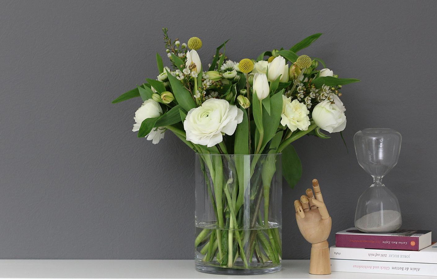 Blumen | Lilaliv Blumen Behaltern Zu Hause