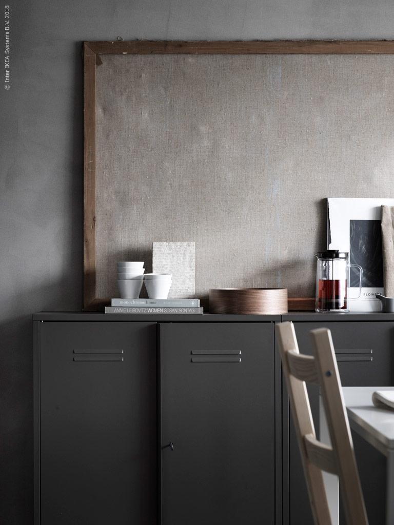 ikea hack pinnboard mit stil lilaliv. Black Bedroom Furniture Sets. Home Design Ideas